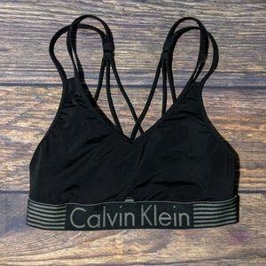 Calvin Klein Iron Strength Logo Brallette